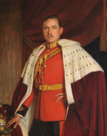Philip Grantham Yorke, 9th Earl of Hardwicke (1906-1974) in Guards Uniform