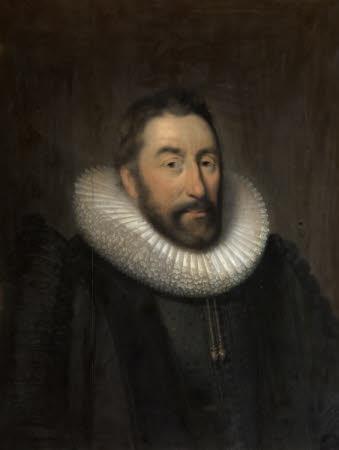 Walter Pye (1571 - 1635)
