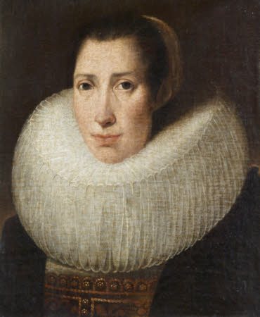 An Unknown Lady with a Ruff