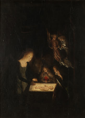 The Nativity at Night