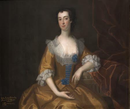 Isabella Blackett, later Countess of Buchan (d.1763)