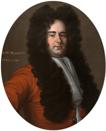 Sir William Blackett, BT.