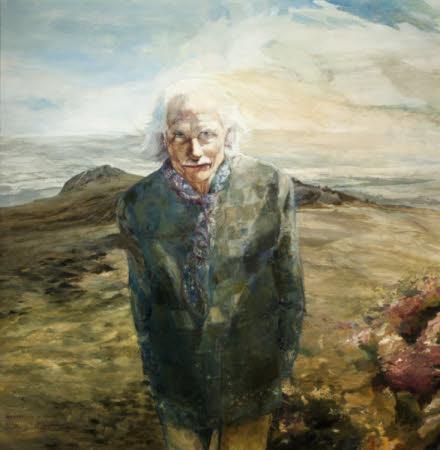 Sir George Lowthian Trevelyan, 4th Bt (1906-1996) on the Wrekin