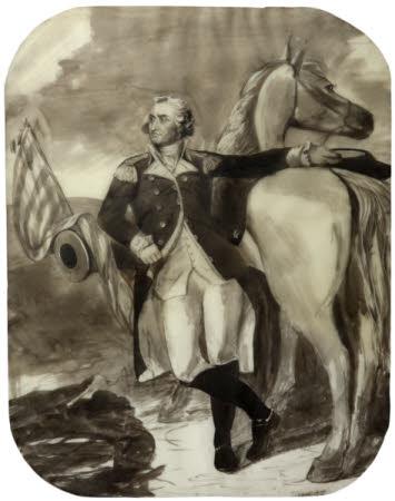 Colonel George Washington (1732-1799)