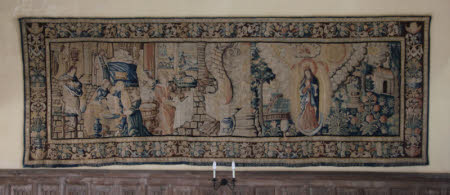 The Nativity and Assumption of the Virgin