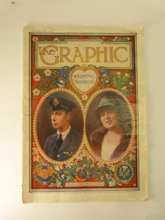 'The Graphic Magazine'