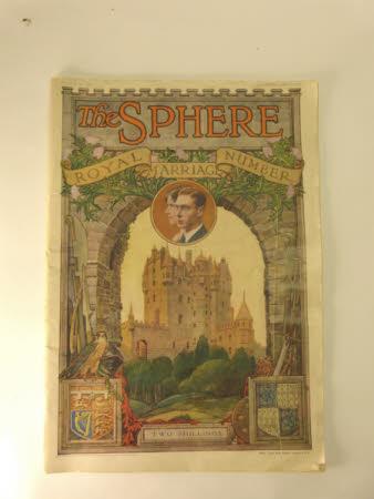 'Sphere magazine'