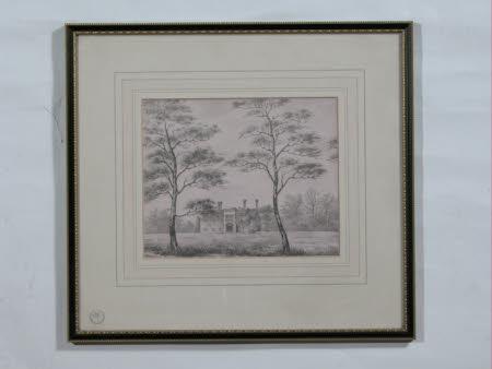 Baddesley Clinton, Warwickshire: c.1829