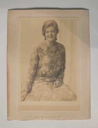 Joan Lander (1916 - 1997)