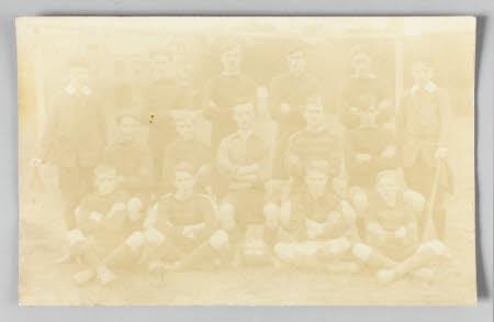 Ambleside Grammar School football team