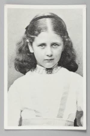 Beatrix Potter aged 9