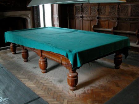Billiard table cover