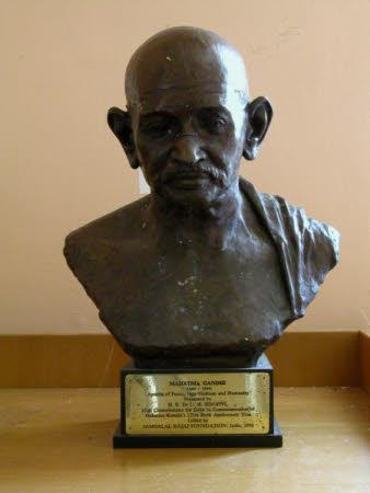 Mahatma Ghandi (1869 - 1948)