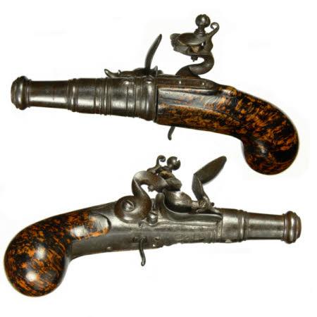 Miniature pistol