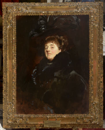 Theresa Susey Helen Talbot, Marchioness of Londonderry (1855 -1919)