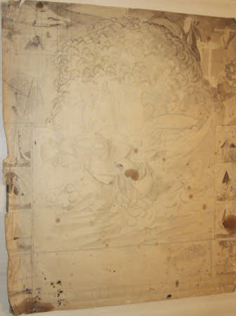 Study for The Resurrection of the Soldiers at Sandham Memorial Chapel