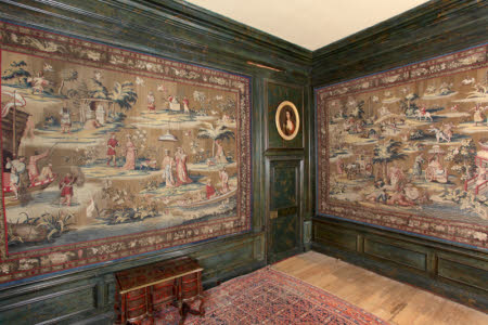 Tapestry after the Indian Manner