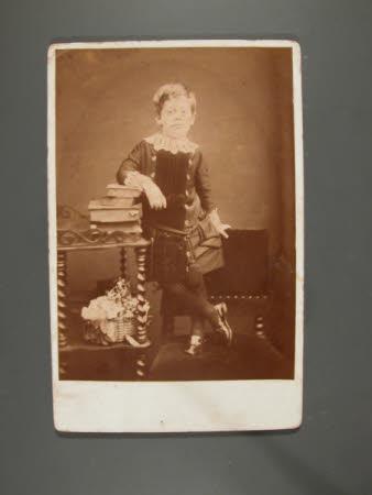 The Hon.Thomas Charles Reginald Robartes (1880-1915) aged 4