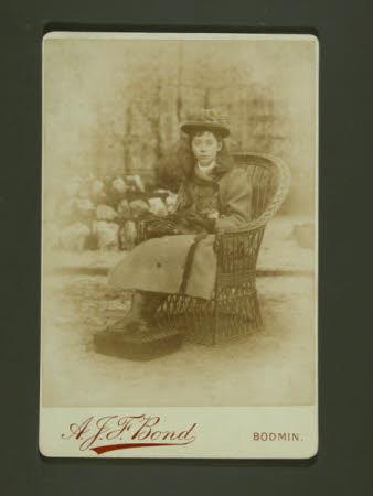 The Hon. Julia Caroline Everilda Agar-Robartes (1880-1969)