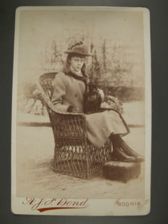 The Hon. Mary Vere Agar-Robartes, later The Hon, Mrs Yarde Buller (1879-1946)