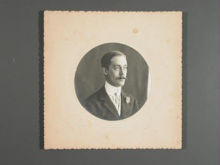 The Hon. Thomas Charles Reginald Agar-Robartes, later Captain, The Hon.Thomas Charles Reginald ...