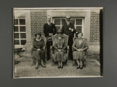 Thomas Charles Agar-Robartes, 6th Viscount Clifden (1844-1930),The Hon. Francis Gerald ...