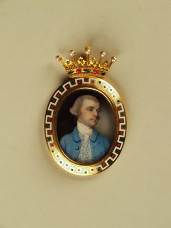 Probably Harry Grey, 4th Earl of Stamford (1715-1768)