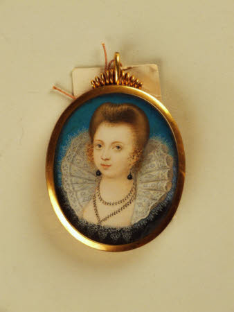 An Unknown Lady called Frances Howard, Countess of Essex and Countess of Somerset (1591-1632)
