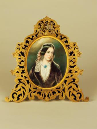 Margaret Henrietta Maria Grey, Lady Milbank (d.1852)
