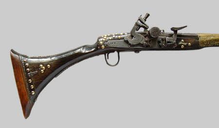 Snaphaunce gun
