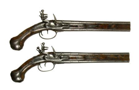 Holster pistol