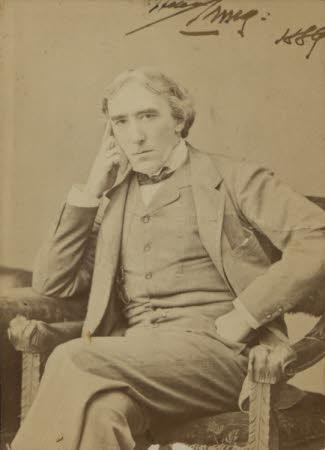 Sir Henry Irving (1838 - 1905)