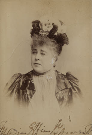 'Effie', Lady Bancroft (1839 - 1921)