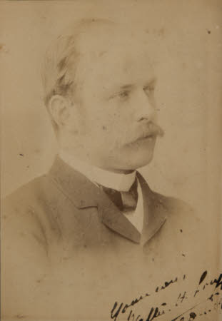 Rt. Hon. Walter Long, later 1st Viscount Long of Wraxall (1854 - 1924)