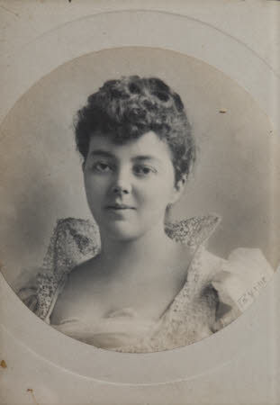 Florence Onslow (nee Gardner) Countess of Onslow (1853 - 1934)