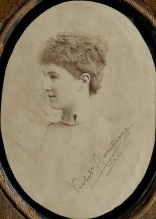 Violet Graham, Duchess of Montrose (1854 - 1940)