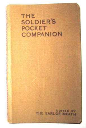 The Soldier's pocket companion
