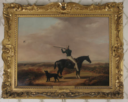 Sir Henry Paget, 1st Marquess of Anglesey (1768-1854) Shooting game at Cannock Chase