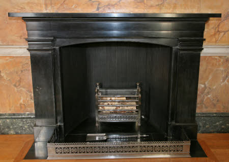 Chimneypiece, Long Gallery, Mottisfont Abbey, Hampshire