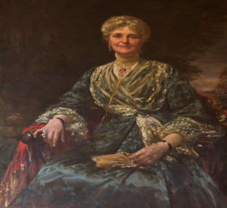 Lady Blanche Craven, Countess of Coventry (1842-1930)