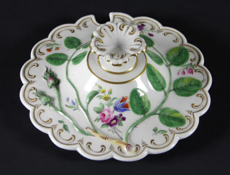 Sauce tureen cover