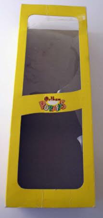 Marionette puppet box
