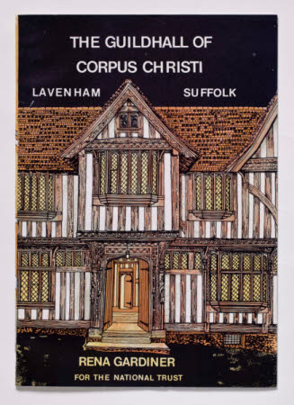 The Guildhall of Corpus Christi, Lavenham, Suffolk