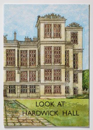 Look at Hardwick Hall