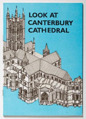 Look at Canterbury Cathedral