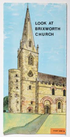 Look at Brixworth Church