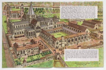The Story of Rochester Cathedral