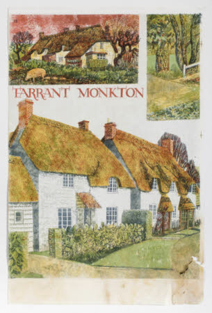 Dorset: Tarrant to Blandford