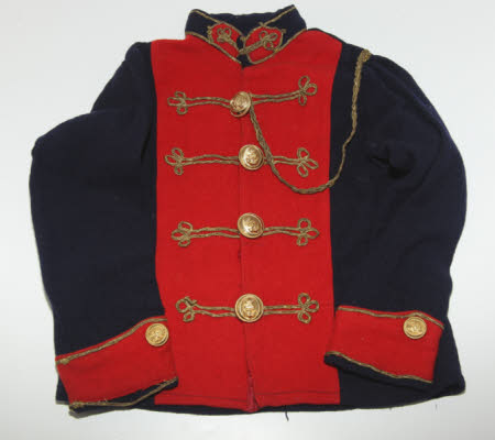 Child's lifeguard uniform jacket