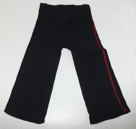 Child's lifeguard uniform trousers